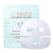 [Banila Co] It Radiant Lace Hydrogel Mask Sheet (Illuminating) 30g
