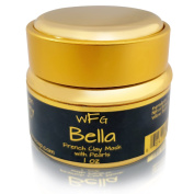 BELLA - neroli french clay mask with pearls
