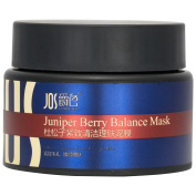 SOONPURE Mens Juniper Berries Facial Mask 120 g