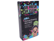 So Fresh So Clean Charcoal Cleansing Nose Strips - 8 Strips