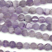 Fashiontrenda Natural Colour Coin 5mm Gemstones Loose Beads Findings DIY Jewerlry Making