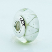 925 Sterling Silver White Looking Glass