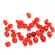 10000PCS 4.5mm Acrylic Gem Wedding Decoration Party Home Room Phone Flower DIY Table Crystals Scatter Diamond