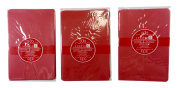 Studio G Red Merry Cards & Envelopes for Crafting, (8)/Pkg., Pack of