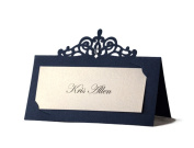ASA Bridal Crafts Place Cards, Table Name Cards 24 pcs