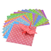 eBoot 120 Sheets 15 x 15 cm Double Sided Origami Paper