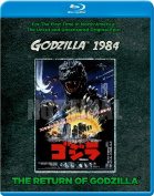 Godzilla 1984 Blu Ray [Region 1] [Blu-ray]