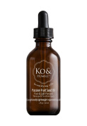 Organic Passionfruit Seed Oil [Maracuja Oil] from Ko & Humble Beautifying Oils, Cold-Pressed and Unrefined, Responsibly Sourced, Certified Cruelty Free, 1 Ounce [30 ml]