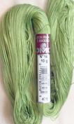 FLOCHE-DMC COTON FLOCHE A BRODER-colour-704-MED GREEN -SPRING
