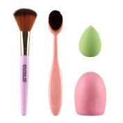 Catty Kelly Makeup Brush and Makeup Brush Cleaner Set