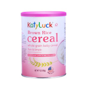 Katyluck Brown Rice Baby Cereal, 210ml