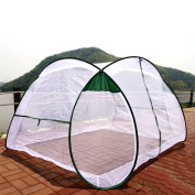 Portable Foldable Mosquito Net Tent Insect protection nets Anti-Bug Net net tents 4~5 PERSON Folding Mosquito Net