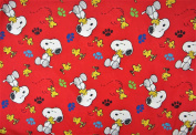 Peanuts Snoopy On The House (FLAT TOP SHEET ONLY) Size TODDLER Boys Girls Kids Bedding