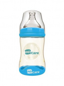 Easycare Temperature-Sensed Baby Bottle 160mL PPSU Wide Calider Bottle Feeder