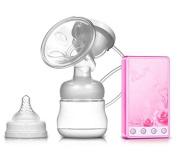 DINHAND Single Ultra-quiet Electric Breast Pump Electric Comfortable Breast Pump Automatic Milking Smart Postpartum Breast Pump