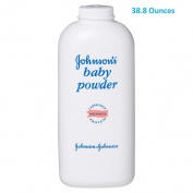 (1150ml TOTAL Sent in Multi-Bottles) Johnson's Baby Powder ORIGINAL Scent. Dermatologist Tested to be hypoallergenic. Clinically proven to soothe the skin, and absorb moisture.