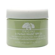 Origins A Perfect WorldTM SPF 25 Age-Defence Moisturiser with White Tea 50ml