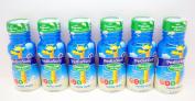 PediaSure Grow & Gain Vanilla Shakes With Prebiotic Fibre 6 (240ml) Bottles - Small Storage Space Friendly!