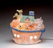 Cosmos Gifts 5654 Noah's Ark night Light 15cm H