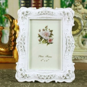 Picture Frame Resin Dear Moment Tabletop Picture Photo Frame For Wedding Gift Home Decor 1 Pcs