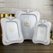 Picture Frame Resin Princess Tabletop Picture Photo Frame For Wedding Gift Home Decor 1 Pcs