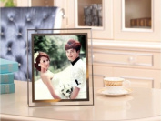 Picture Frame Glass Modern Tabletop Photo Frame For Wedding Gift Home Decor 1 Pcs