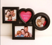 Picture Frame Plastic Family Tabletop Hanging Picture Multi-Photo Collage Frame For Wedding Gift Home Decor 1 Pcs