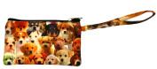 Dogs Galore Zipper Wristlet
