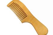 Wholesale Wooden Comb, Beard Comb, Peachwood Hair Comb, Bulk Sale, 10 Combs - WC010