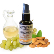 Grizzly Man Organic Beard Oil - Serenity