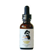 REAL BEARDED MEN 100% Natural Premium Beard Oil 30ml - Bourbon Street