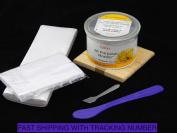 410ml GiGi All Purpose Honee Wax + Applicators & Waxing Strips Pack Kit