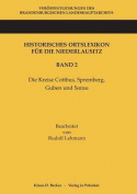 Historisches Ortslexikon Fur Die Niederlausitz, Band 2 [GER]