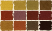 Terrages Pastels by Diane Townsend- Set of 12 Earth Tones