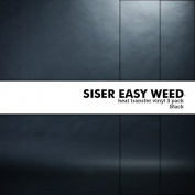 Siser Easy Weed Heat-Transfer Vinyl Multi-Pack 3 Sheets Black 30cm x 30cm for Vinyl Cutters