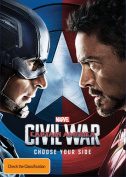 Captain America: Civil War [Region 4]