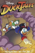 Disney Ducktales Cinestory Comic
