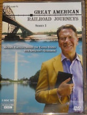 Great American Railroad Journeys: The Complete Series 1