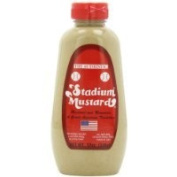 Stadium Mustard Squeeze, 350ml