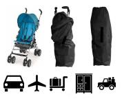 Umbrella/Standard Stroller Pram Baby Travel Bag Buggy Cover Case