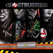Ghostbusters Movie Official 2017 Square Calendar