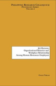 Job Burnout, Organizational Citizenship Behavior and Workplace Relationship Among Human Resources Employees