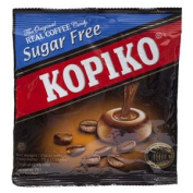 Kopiko Real Coffee Candy Sugar Free 75g. carrier to shipping international usps, ups, fedex, dhl, 14-28 Day By Dragon Shopping Thank You