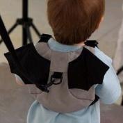 Bat Style Kid Child Boy Toddler Safety Harness Backpack Bag Lead Strap Knapsack