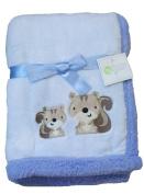 Baby Gear Baby Blanket Blue