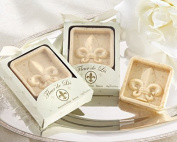 Aistore Cute Mini 10 Pieces Soap for Wedding Soap Favours and Gifts or Baby Shower Soap Favours,Irises Style