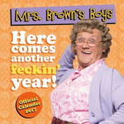 Mrs Brown's Boys Official 2017 Square Calendar