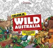 Wild Australia Colouring Book
