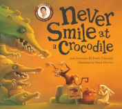 Never Smile at a Crocodile and CD [Board book]
