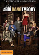 The Big Bang Theory Season 3Disc [9 Discs] [Region 4]